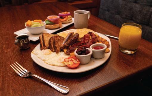 Midweek Bed & Breakfast Package