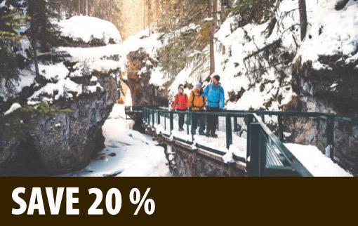 Discover Banff Tours - Icewalk