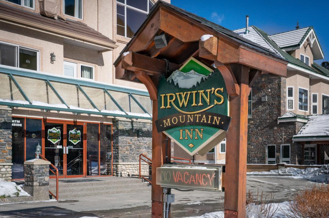 Irwins Exterior