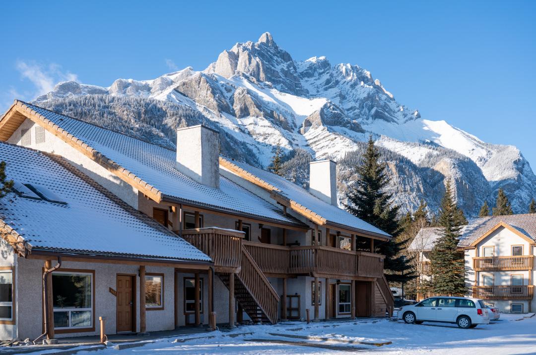Rocky Mountain Resort Condo