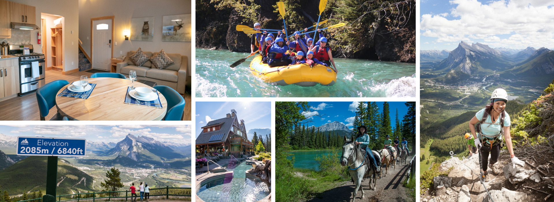Banff Summer Package