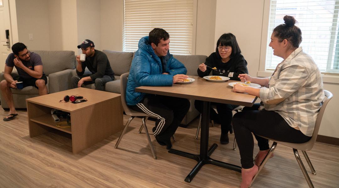 Banff Staff Housing