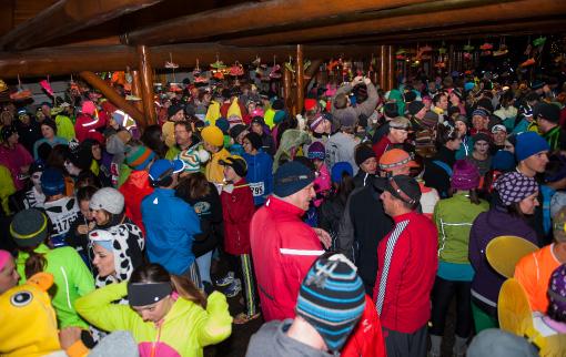 Banff Winterstart Race