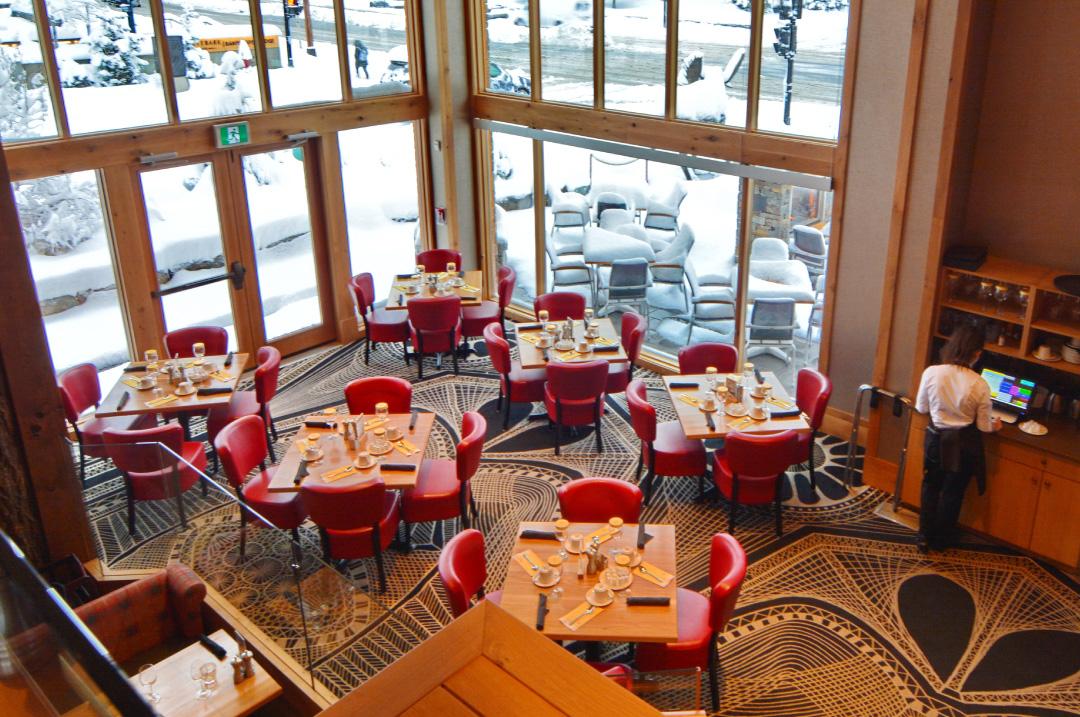 Banff Restaurant Pacini