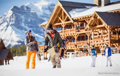Fixed Midweek Ski Package