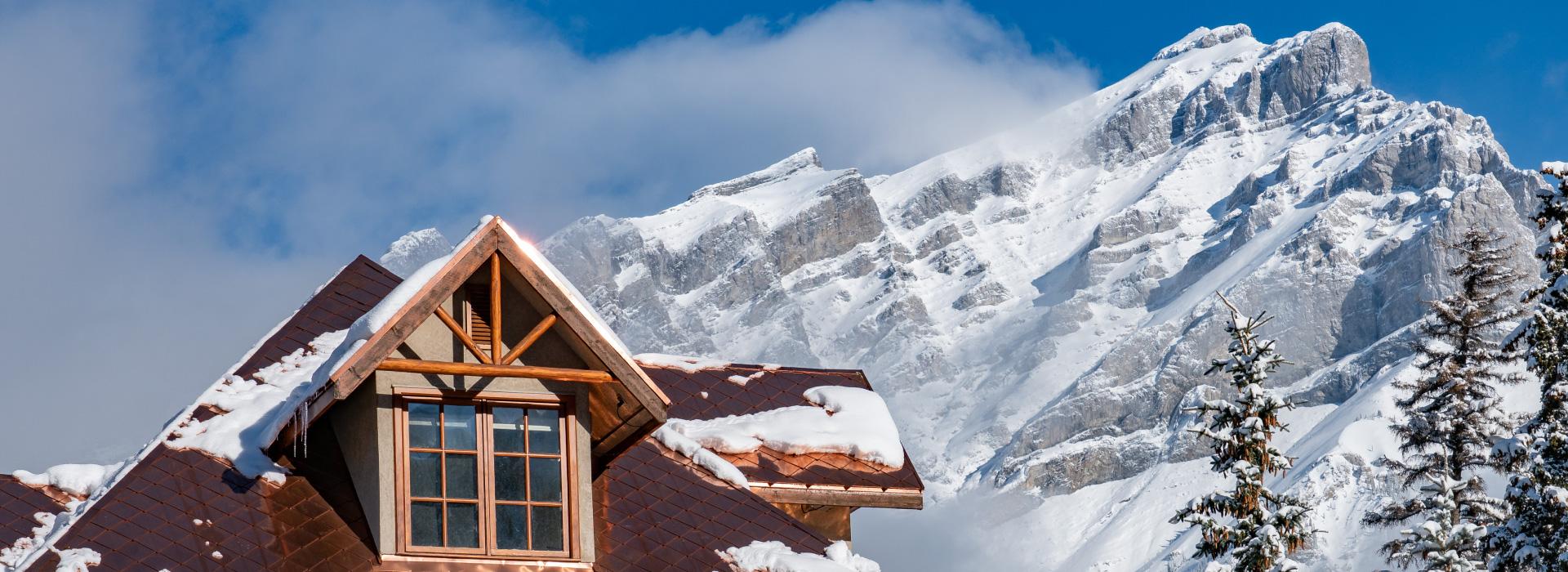 Banff Hotels Winter